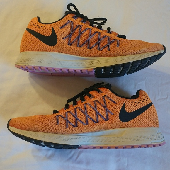 db3fadde078d Nike Air Zoom Pegasus 32 Orange Running Shoes 8. M 5a91ea9172ea8830ec831e84